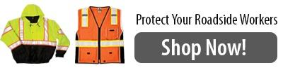 Protect Your Roadside Workers, Shop Now!